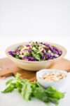 Purple cabagge salad +VIDEO
