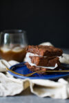 Perfect vegan brownies