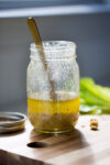 Once a week simple vinaigrette