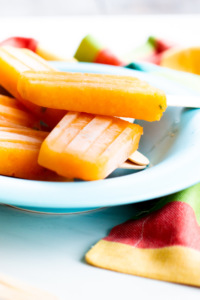 MELON POPS WITH MINT