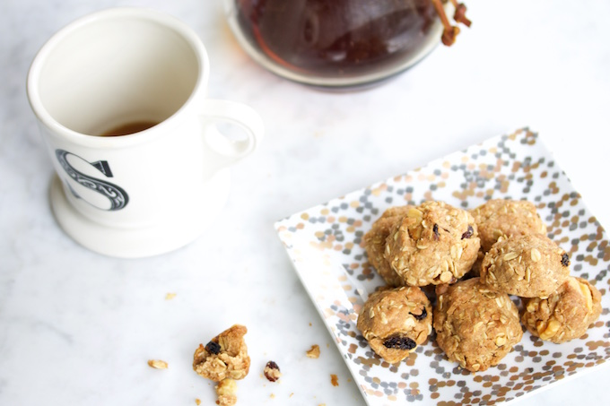 a better oat cookie