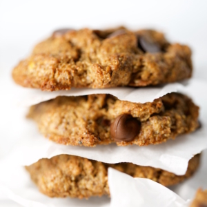Recipe for much, much better chocolate chip cookies.