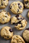 Simplest chocolate chip cookie ever